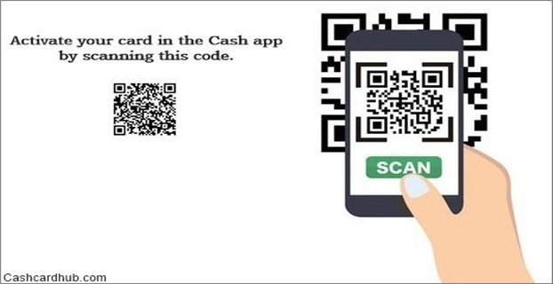 Activate Cash App Card With A QR Code