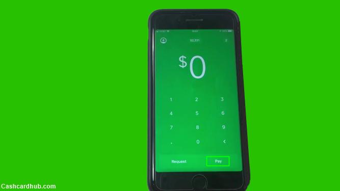 Send Money Through Cash App
