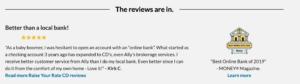 Reviews Ally Bank