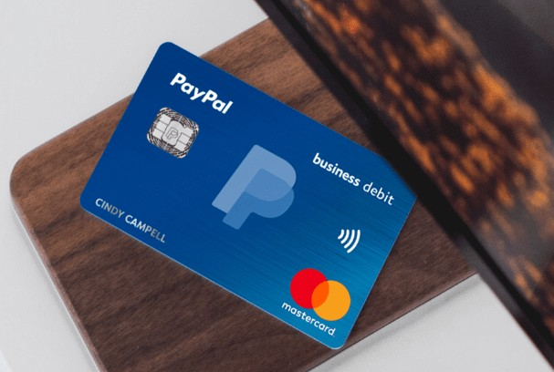 PayPal MasterCard Activation Guide
