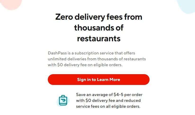 How to Cancel DashPass